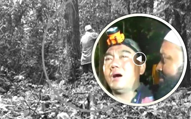 Bola Sepak Thai Hilang. Penyelamat Dedah Ustaz Bantu Sampai Jumpa. SUBHANALLAH.