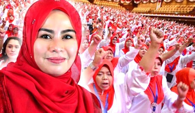 Najib Ditangkap. Ini Tindakan CEPAT Wanita UMNO Buat Ramai Tak Sangka