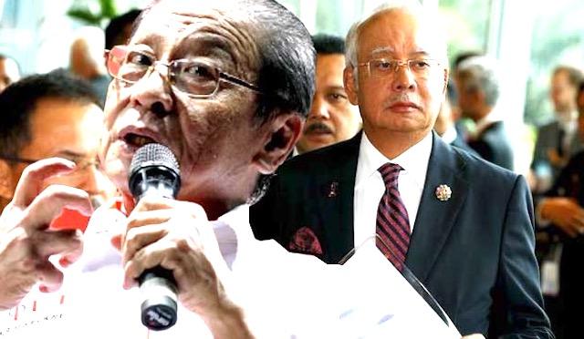 Ini Kenyataan Berani Lim Kit Siang Terhadap Najib Buat Ramai Ahli UMNO Gembira