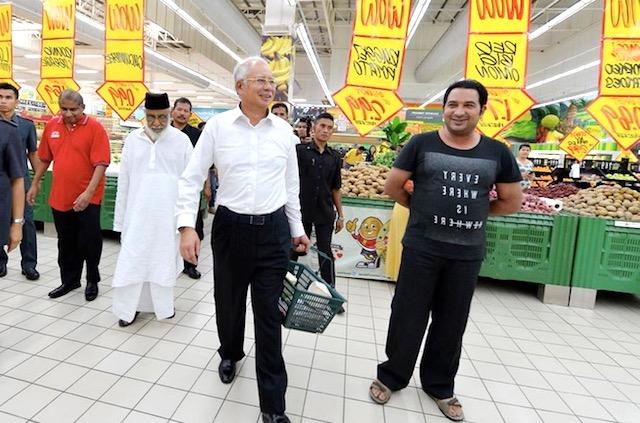 Isu GST. Kenyataan Terkini Menteri Perdagangan PH Buat Najib Razak Terkedu