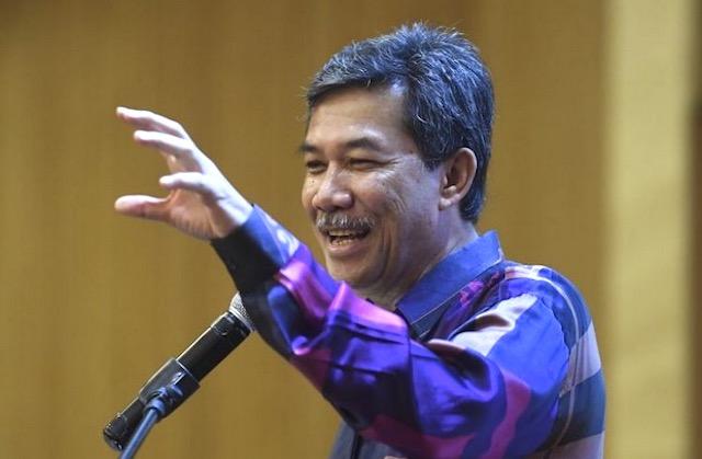 Mat Hassan Umno 2019