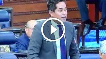 Video KJ Parlimen